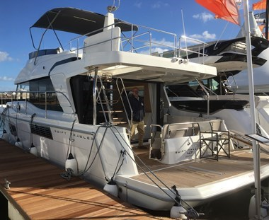 NEW Beneteau Swift Trawler 47