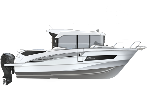 Beneteau Barracuda 9
